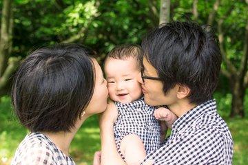Kumiko × Minato | 家族写真(ファミリーフォト)