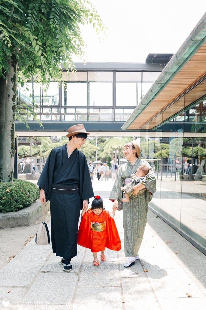 shikasanchi   家族写真(ファミリーフォト)