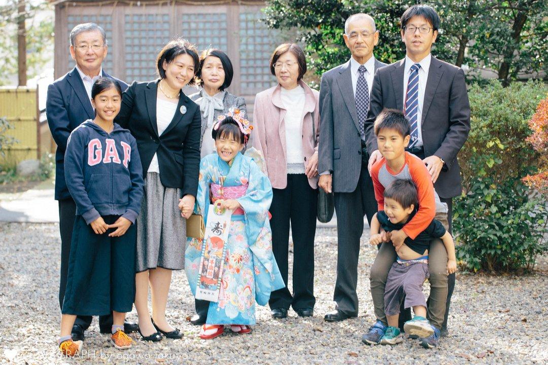 Sakamoto Family  | 家族写真(ファミリーフォト)