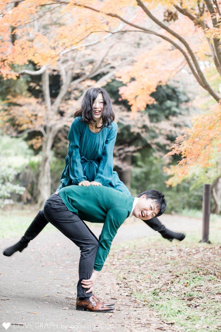 馬跳び夫婦   夫婦フォト