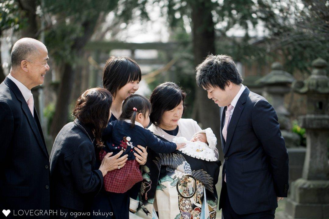 Fujii Family | 家族写真(ファミリーフォト)
