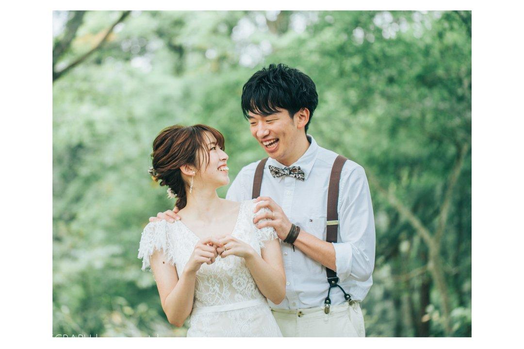 Takuma × Marin   夫婦フォト