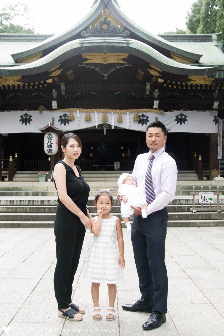 Naomi×Yasunori | 家族写真(ファミリーフォト)