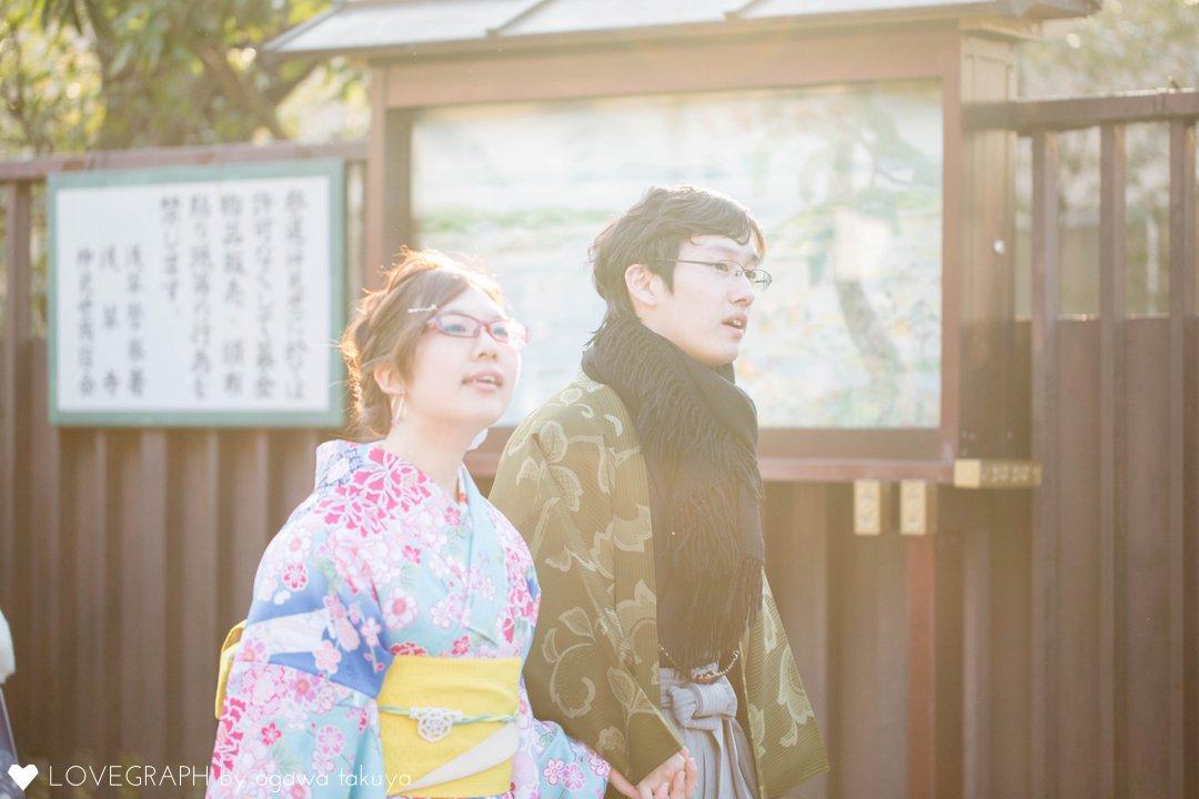 Aoi×Haru | カップルフォト