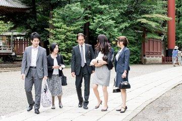 Maruyama Family お宮参り | 夫婦フォト