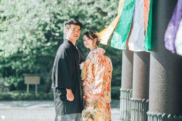 Emma x Shogo | 夫婦フォト