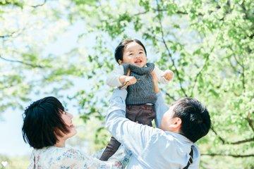 桜婚式 | 家族写真(ファミリーフォト)