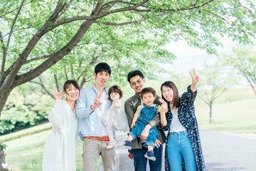 Yuki First Birthday | 家族写真(ファミリーフォト)