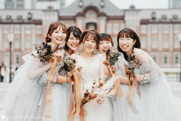 yui & bridesmaid | フレンドフォト(友達)