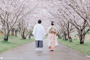 Chosei × Shiori | 夫婦フォト