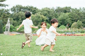 y&k | 家族写真(ファミリーフォト)