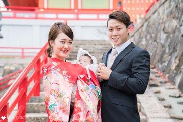 Iseki Family | 家族写真(ファミリーフォト)