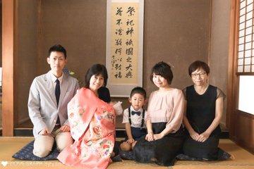 RIN★お宮参り   家族写真(ファミリーフォト)