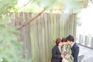OUSEI 七五三   家族写真(ファミリーフォト)