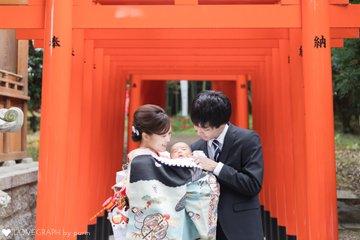 Seishiro  ー お宮参り -   家族写真(ファミリーフォト)