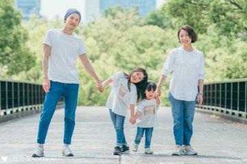 ほっしーファミリー | 家族写真(ファミリーフォト)