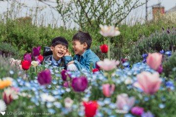 minato&yuto | 家族写真(ファミリーフォト)