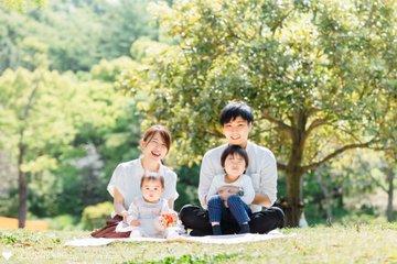 Matsubara Family | 家族写真(ファミリーフォト)