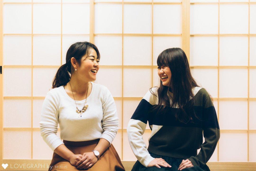 Momoko × Hitomi | フレンドフォト(友達)
