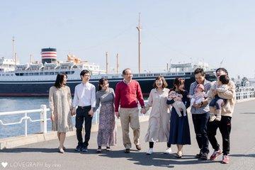 O family | 家族写真(ファミリーフォト)