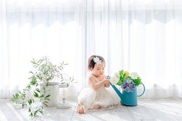 kei 1st Birthday | 家族写真(ファミリーフォト)