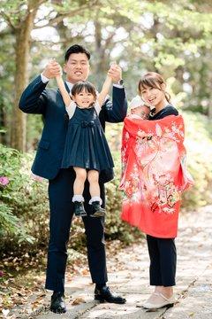 COCOMI×OMIYAMAIRI   家族写真(ファミリーフォト)