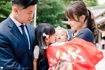 COCOMI×OMIYAMAIRI | 家族写真(ファミリーフォト)