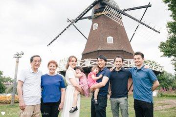 Agatsuma Family | 家族写真(ファミリーフォト)