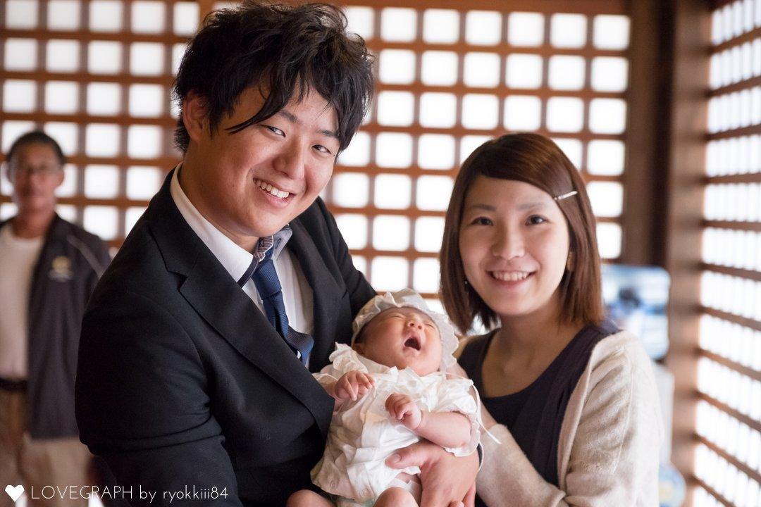 Yurika onemonth | 家族写真(ファミリーフォト)