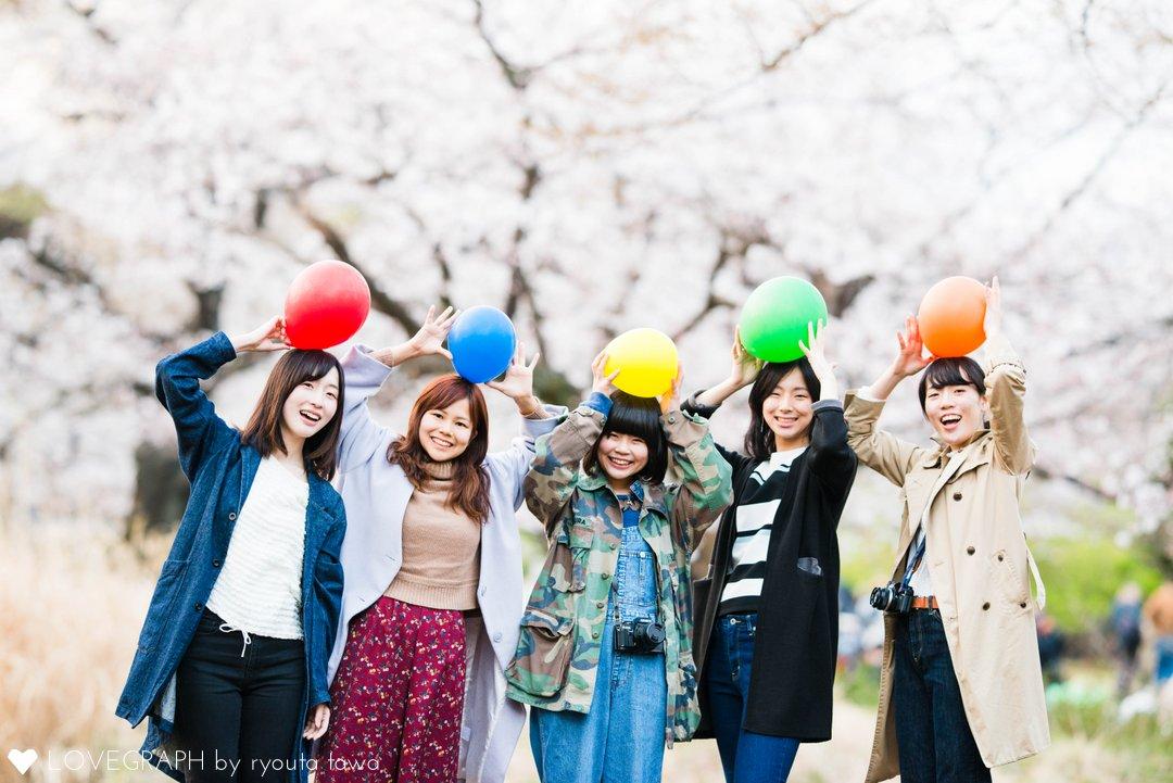 6group friends | フレンドフォト(友達)