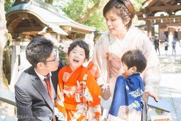 Takahashi family | 家族写真(ファミリーフォト)