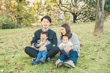 Sakai family | 家族写真(ファミリーフォト)