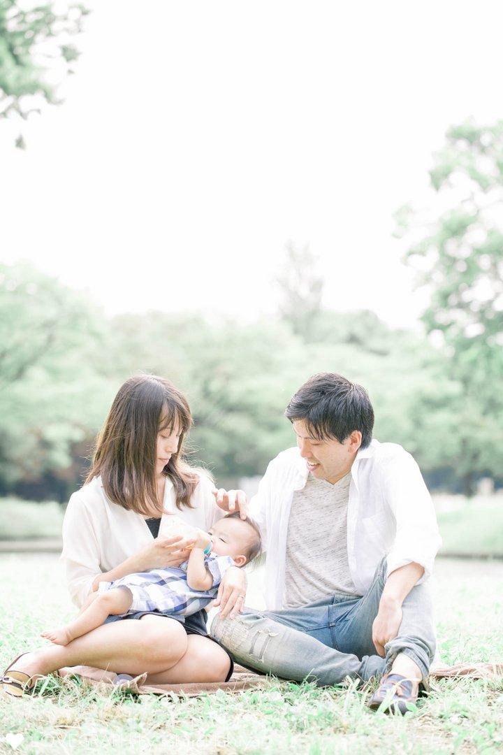 Aya × Takeshi   家族写真(ファミリーフォト)