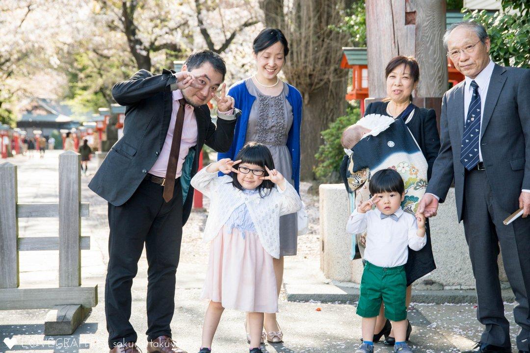 Eriko×Harushige | 家族写真(ファミリーフォト)