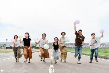 Laugh-family. | 家族写真(ファミリーフォト)