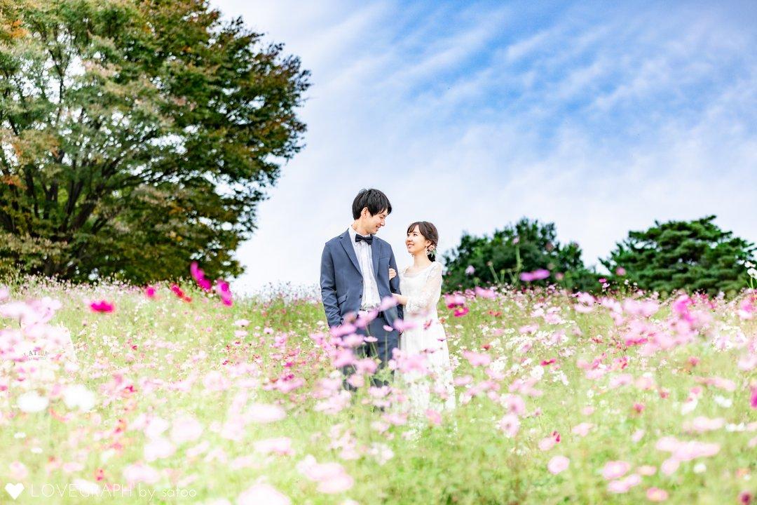 Shinnosuke × Misaki   夫婦フォト