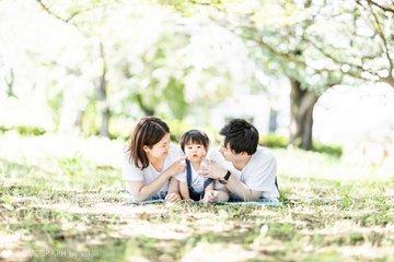 あおと 1st Birthday | 家族写真(ファミリーフォト)