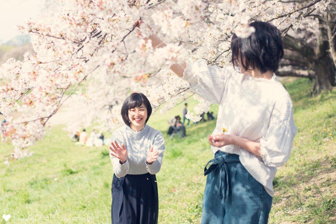 Haruka × Emi   フレンドフォト(友達)
