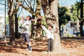 Yu小学校入学記念   家族写真(ファミリーフォト)