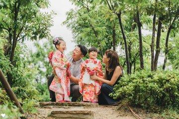 紬と陽の物語【第二章】 | 家族写真(ファミリーフォト)