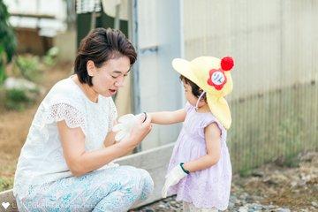 北海道檜山郡厚沢部町 | 家族写真(ファミリーフォト)