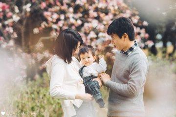 Hamabuchi Family   家族写真(ファミリーフォト)