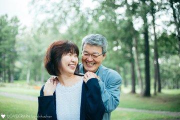 Kazunobu × Terue 30th anniversary | 夫婦フォト