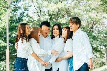 GOTO Family | 家族写真(ファミリーフォト)