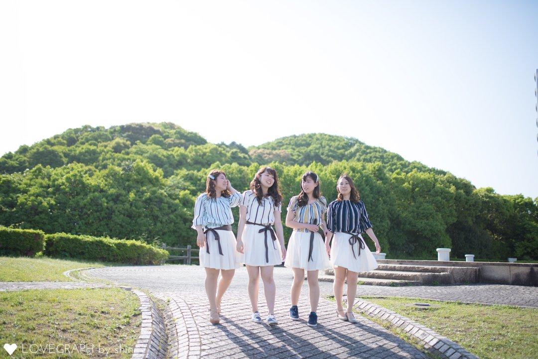 Yasuko × Friends   フレンドフォト(友達)