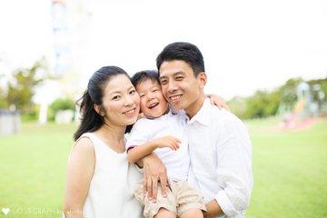 Takatsuka Family | 家族写真(ファミリーフォト)
