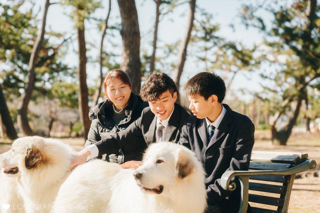 taka family | 家族写真(ファミリーフォト)