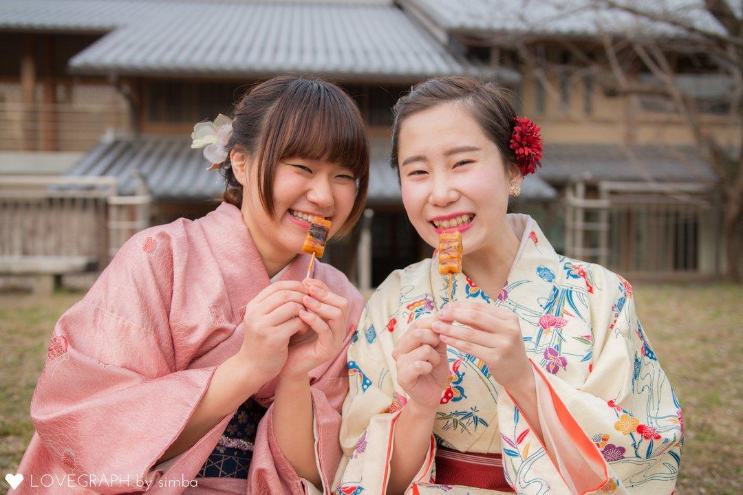 Yuki × Rina   フレンドフォト(友達)