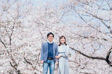 Takakazu x Ikuko | 夫婦フォト