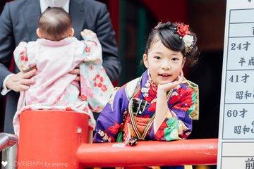 七五三&お宮参り | 家族写真(ファミリーフォト)